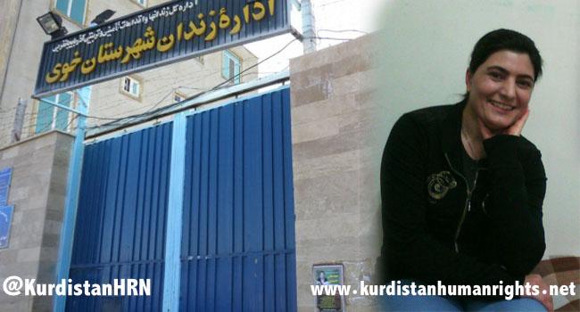 پیام زینب جلالیان به مناسبت روز جهانی زنان/ صدای این زندانی سیاسی