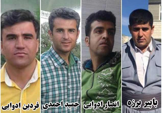 تداوم بازداشت ۸ شهروند کُرد در بازداشتگاههای اطلاعات سپاه