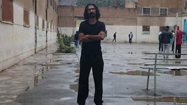 محرومیت پزشکی سعید شیرزاد، زندانی سیاسی محبوس در زندان رجایی شهر کرج