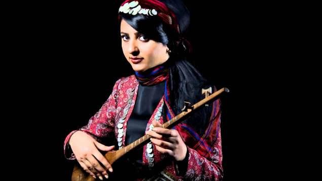 یلدا عباسی، هنرمند کُرد آزاد شد