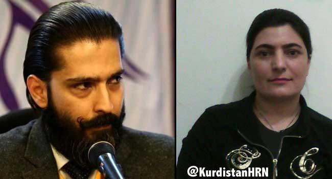 نامهای از زینب جلالیان در ارتباط  با بازداشت وکیلش، امیر سالار داوودی