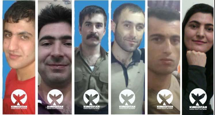 اعتصاب غذای نمادین یک روزه جمعی از زندانیان سیاسی کُرد در همبستگی با اعتصاب زندانیان سیاسی کُرد در ترکیه