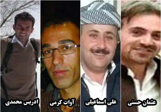 ادامه موج گسترده بازداشت شهروندان کُرد: بازداشت ۵ شهروند دیگر در شهرهای اشنویه و سنندج
