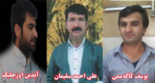 اعتصاب غذای ۳ زندانی سیاسی کُرد در زندان مرکزی تبریز همزمان با روز جهانی زبان مادری