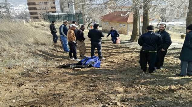قتل یک زن جوان توسط همسرش در پارک کودک سنندج