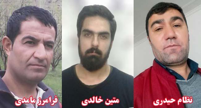 آزادی سه زندانی سیاسی کُرد از زندانهای ارومیه و سلماس