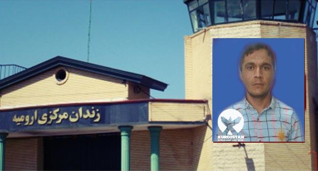 آزادی یک زندانی سیاسی کُرد در زندان مرکزی ارومیه