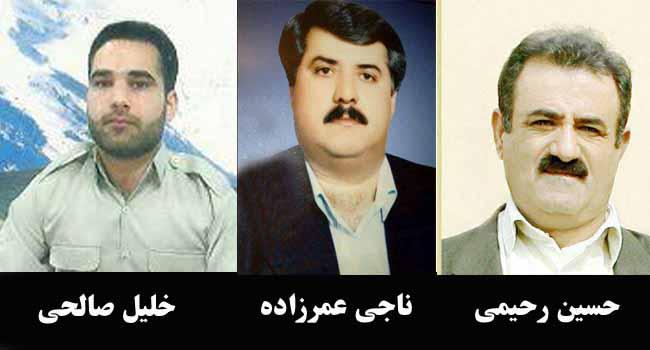 اعدام سه زندانی متهم به قتل عمد در زندان مرکزی ارومیه