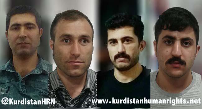 تشکیل پرونده جدید قضایی برای چهار زندانی سیاسی کُرد در ارومیه