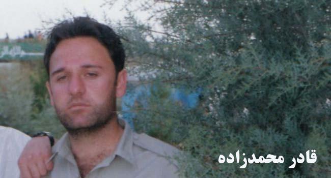 ادامه اعتصاب قادر محمدزاده در بند امن زندان مرکزی ارومیه