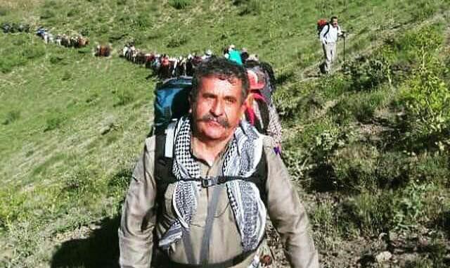 بازداشت جمال اسدی، فعال محیط زیست در سنندج
