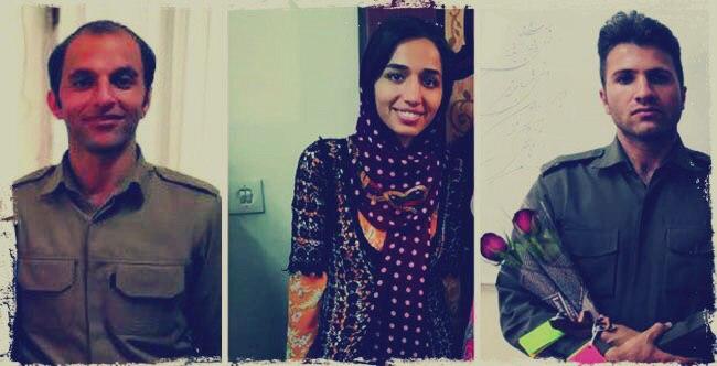 آزادی دو فعال مدنی سنندجی/ تداوم بازداشت زهرا محمدی