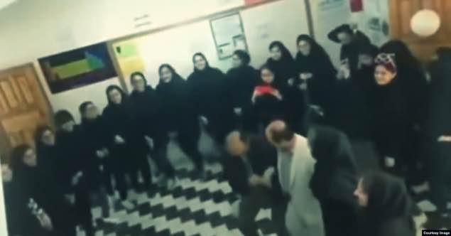 لغو مجوز مدرسه غیرانتفاعی مهاباد در پی انتشار فیلم رقص مختلط